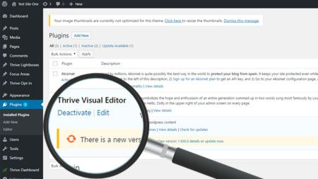 Thrive Content Builder - WordPress Visual Editor